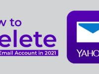 How To Delete A Yahoo Account
