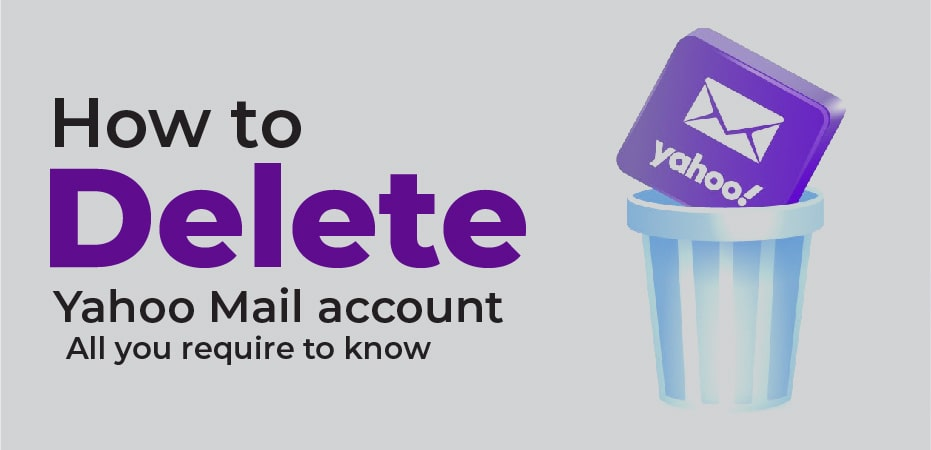 How To Delete A Yahoo Email Account