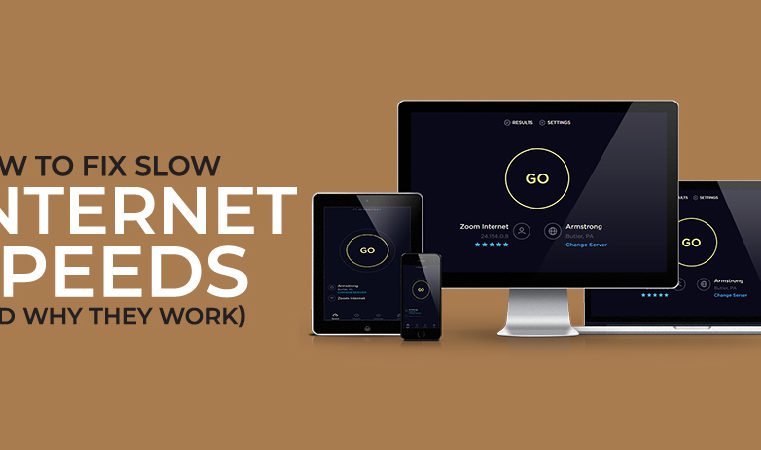 How To Fix Slow Internet Speed