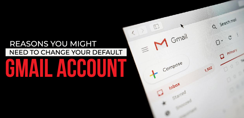 How To Make A Default Google Account