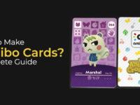 How To Make Nfc Amiibo Cards